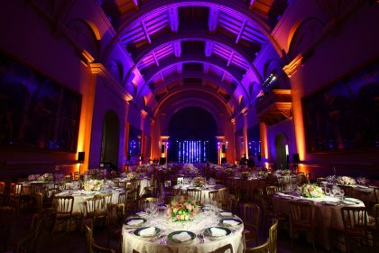 V & A Museum Wedding Venue, Raphael Gallery