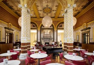 Victoria & Albert Morris and Gamble Room