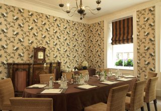 Brown's Hotel Corporate Meeting, The Lord Byron Room