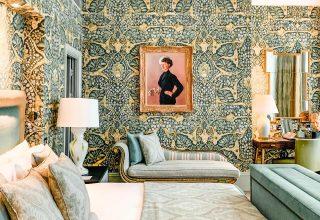 Kipling Suite at Browns Hotel