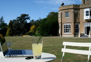 Nonsuch Mansion Summer Meetings, Lawn