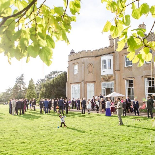 Nonsuch Mansion Summer Party, Lawn