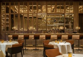 The Dorchester Business Meetings, Bar