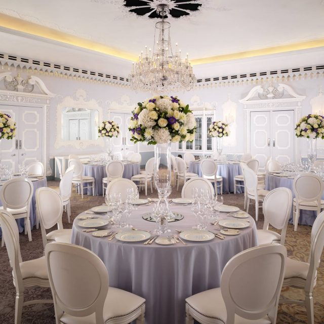 The Dorchester Corporate Dinner, The Crystal Suite