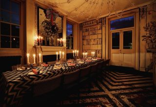 Upper House Private Dining, The Sanctuary
