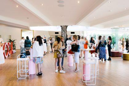 The Terrace, Royal Botanical Gardens Corporate Event, Whole Venue