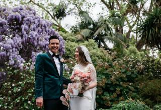Terrace RBG Melbourne Wedding Photo by Wild Romantic Photography