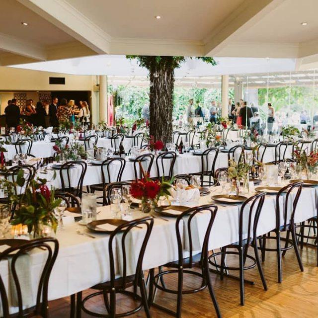 The Terrace, Royal Botanic Gardens Melbourne, Venue