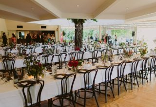 The Terrace, Royal Botanical Gardens Corporate Lunch, Whole Venue