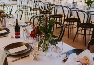 The Terrace, Royal Botanical Gardens Private Lunch, Whole Venue