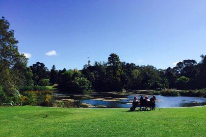 The Terrace, Royal Botanical Gardens Summer Days, Gardens