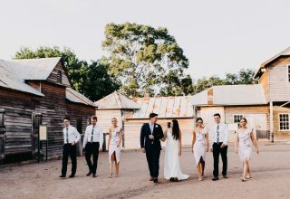 Belgenny Farm Wedding Venue, Grounds, Photography by Emily O'Brien