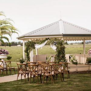 Calvin Estate, Wedding Rotunda