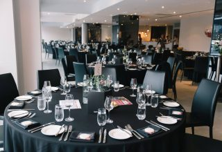 River's Edge Events Corporate Dinner, Whole Venue