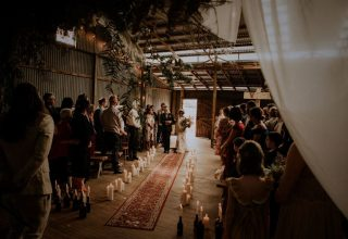 Waldara Farm Wedding Venue, Barn