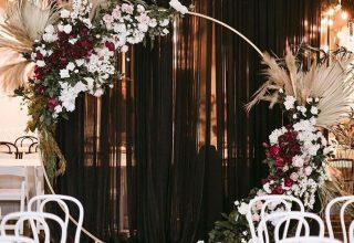 Indoor wedding ceremony inspo Crowne Plaza Melbourne Pearl Riverfront
