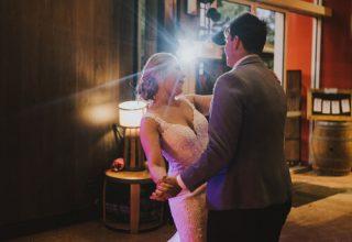 Shadowfax Winery Wedding Venue, Barrell Hall, Photography by Lavan Photo