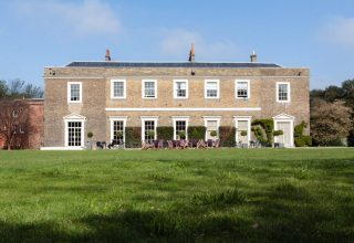 Fulham Palace London, Corporate Events Venue, Exterior View, Summer Party