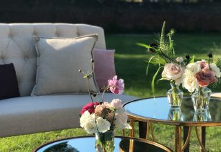 Fulham Palace London, Summer Garden Party Events Venue, Outdoor Furniture