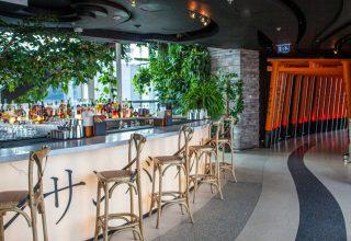 SUSHISAMBA London Heron Tower Wedding & Events Venue, Bar