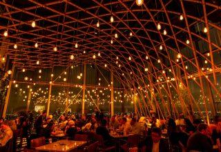 SUSHISAMBA London Heron Tower Wedding & Social Events Venue, Restaurant Dining